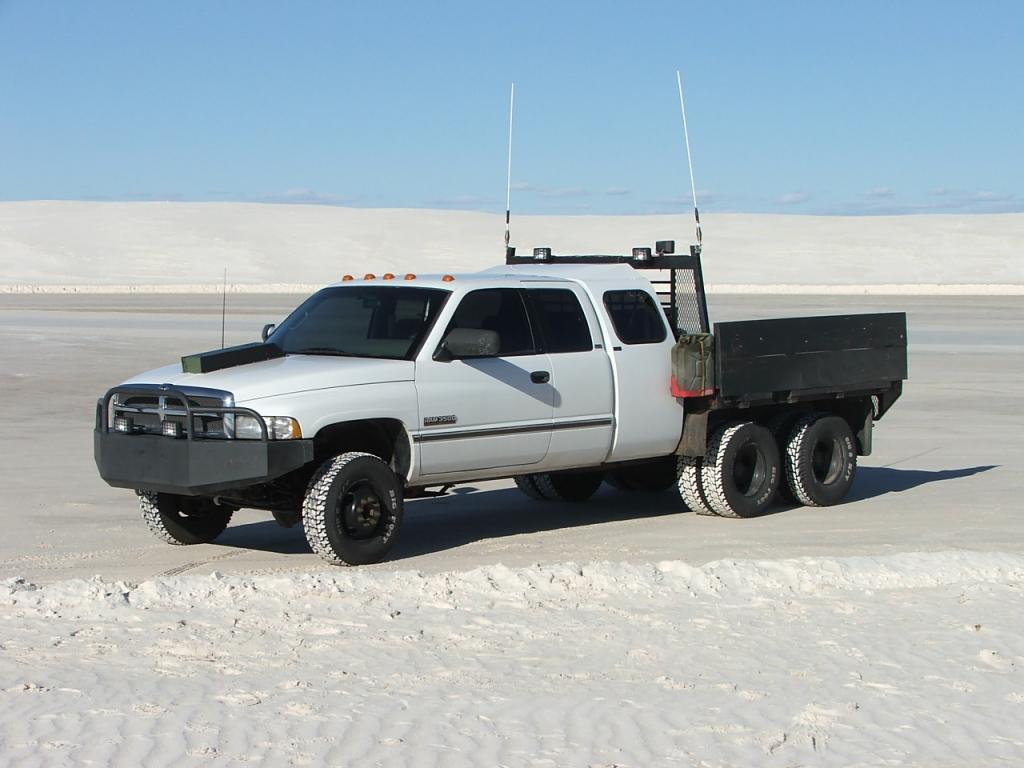 Dodge T Rex 6x6 Playing In Moab Bilder Amp Film Offroad No